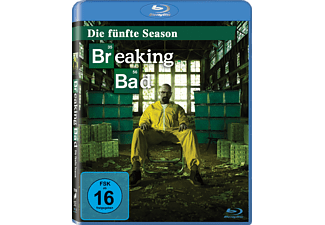 Breaking Bad - Staffel 5 Drama Blu-ray