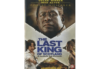 The Last King Of Scotland | DVD