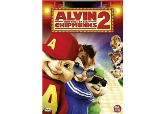 Alvin And The Chipmunks 2 | DVD