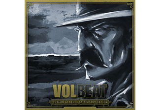 Volbeat OUTLAW GENTLEMEN Rock CD