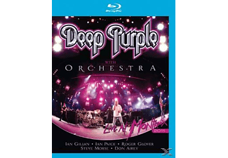 Deep Purple With Orchestra - Live At Montreux 2011 (Bluray) - (Blu-ray)
