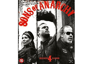 Sons Of Anarchy: Seizoen 4 | Blu-ray