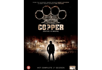 Copper - Seizoen 1 | DVD