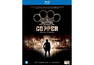 COPPER | Blu-ray