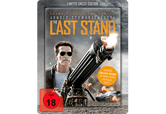 The Last Stand (Limited Uncut Steelbook Edition, SATURN Exklusiv) - (Blu-ray)