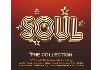Various - SOUL - THE COLLECTION [CD]