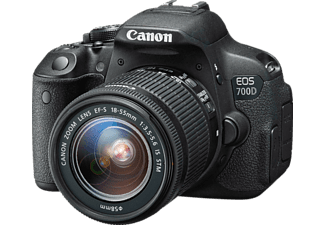 CANON EOS 700D+ EF-S 18-55 IS STM
