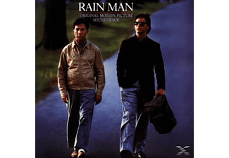 VARIOUS - Rain Man [CD]