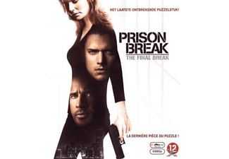 Prison Break: The Final Break | Blu-ray