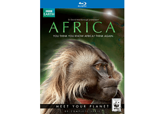 BBC Earth - Africa | Blu-ray