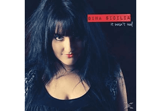 Gina Sicilia - It Wasn't Real [CD]