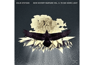 Colin Stetson - New History Warfare Vol.3: To See - (CD)
