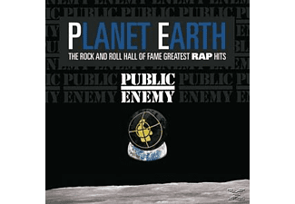 Public Enemy - Planet Earth: The Rock And Roll Hall Of Fame Greatest Rap Hits - (CD)