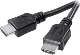VIVANCO HDMI-kabel dubbelskärmig 5m