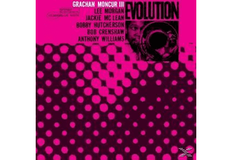Grachan Moncur Iii - Evolution-Rvg Serie [CD]