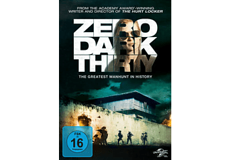 Zero Dark Thirty Drama DVD