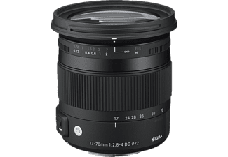 SIGMA 17-70/2,8-4 DC MAKRO HSM SO
