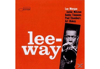 Lee Morgan - LEE-WAY (RVG) - (CD)