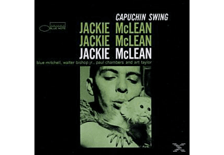 Jackie Mclean - CAPUCHIN SWING (RVG) - (CD)