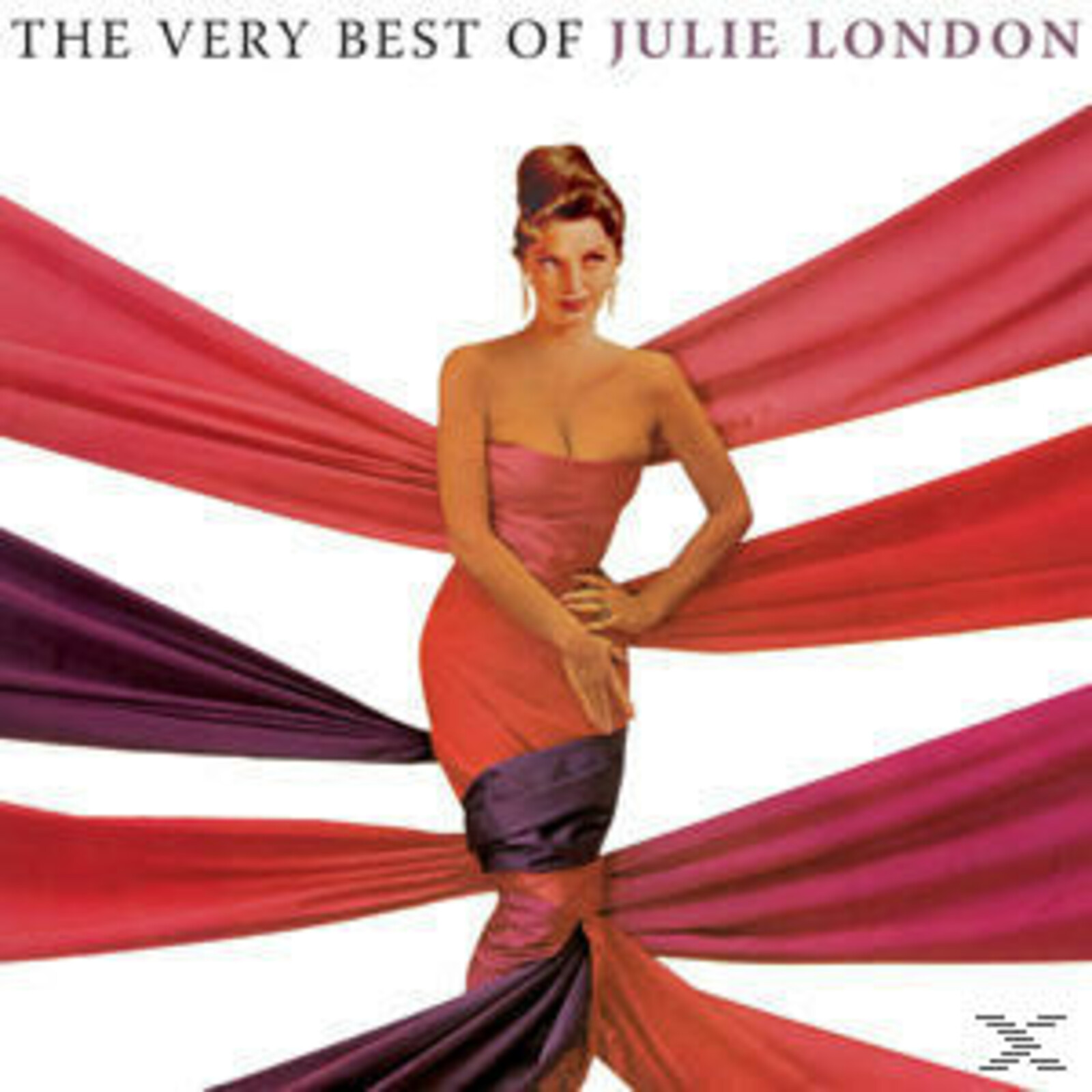 Julie London - THE VERY BEST OF - (CD)