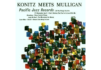 Lee Konitz, Konitz, Lee / Gerry Mulligan Quartet, The - Konitz Meets Mulligan [CD]