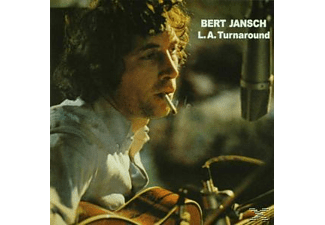 Bert Jansch - L.A.Turnaround [Original Recording Remastered] [CD]