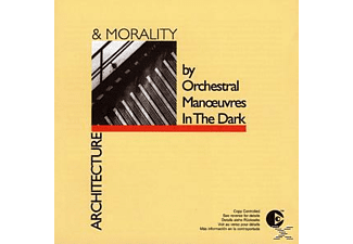 Orchestral Manoeuvres In The Dark - ARCHITECTURE [CD]