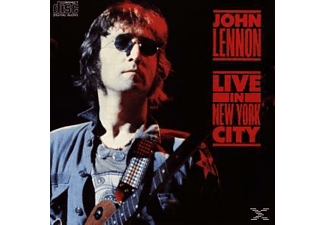 John Lennon - Live In New York City [CD]