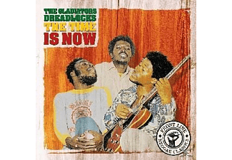 The Gladiators - DREADLOCKS THE TIME IS NOW [CD]