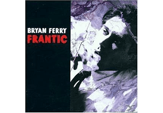 Bryan Ferry - FRANTIC - (CD)