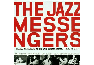 Art Blakey and the Jazz Messengers - AT THE CAFE BOHEMIA 1 (+3 BONUS TRACKS) - (CD)