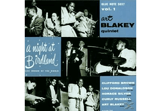 Art Blakey - A NIGHT AT BIRDLAND VOL. 1 (RVG) - (CD)