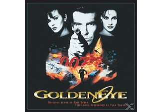 Various - GOLDEN EYE/007JAMES BOND (REMASTERED) [CD]