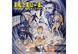 The Ice - Home Invasion - (CD)