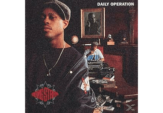 Gang Starr - DAILY OPERATION [CD]