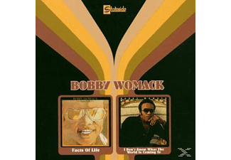 Bobby Womack - FACTS OF LIFE/I DON T KNOW WHAT THE WORLD IS COMIN [CD]