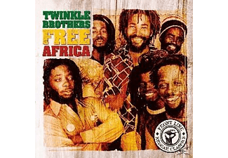 The Twinkle Brothers - Free Africa [CD]