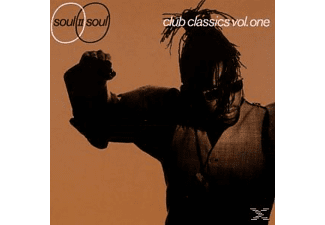Soul II Soul - CLUB CLASSICS 1 - (CD)
