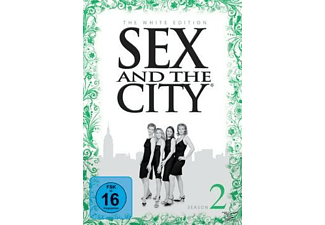 Sex and the City - Staffel 2 (White Edition) [DVD]