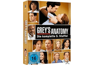 Grey's Anatomy - Staffel 5 - (DVD)