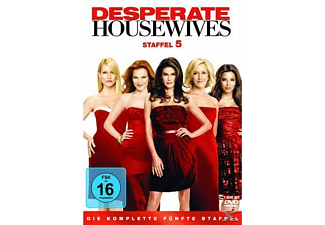 Desperate Housewives - Staffel 5 [DVD]