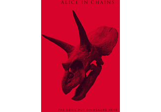 Alice In Chains - THE DEVIL PUT DINOSAURS HERE [CD]