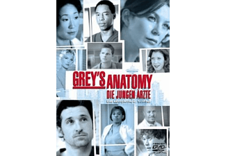 Grey's Anatomy - Staffel 2 - (DVD)