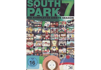 South Park - Staffel 7 (Repack) - (DVD)
