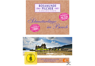 Rosamunde Pilcher: Collection 12 - Schmetterlinge im Bauch - (DVD)