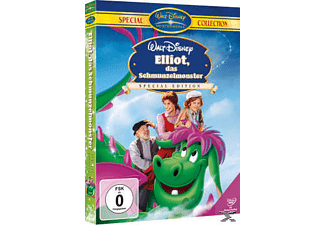 Elliot, das Schmunzelmonster - Special Collection Special Edition [DVD]
