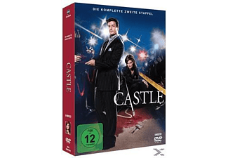 Castle - Staffel 2 [DVD]