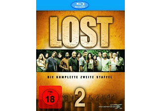 Lost - Staffel 2 - (Blu-ray)