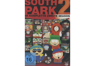 South Park - Staffel 2 (Repack) [DVD]