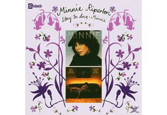 Minnie Riperton - Stay In Love/Minnie [CD]